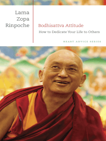 Bodhisattva Attitude: How to Dedicate Your Life to Others