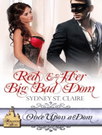 Red & Her Big Bad Dom