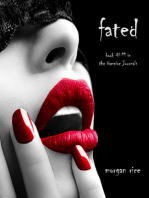Fated (Book #11 in the Vampire Journals)