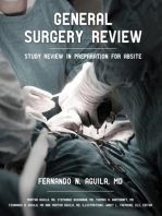General Surgery Review: Study Review in Preparation for ABSITE