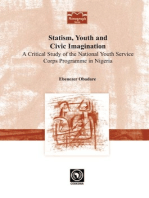 Statism, Youth and Civic Imagination
