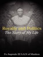 Royalty and Politics