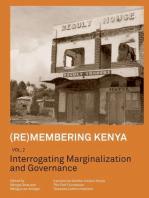 (Re)membering Kenya Vol 2