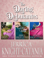 The Daring Debutantes Series, Boxed Set (Three Regency Romance Novellas)