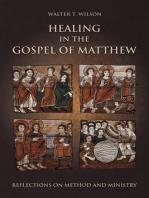 Healing in the Gospel of Matthew