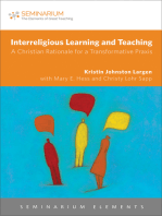 Interreligious Learning and Teaching