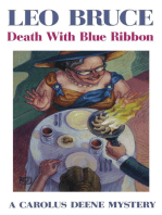 Death with Blue Ribbon
