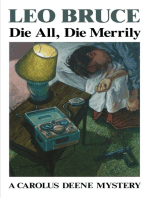 Die All, Die Merrily