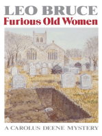 Furious Old Women