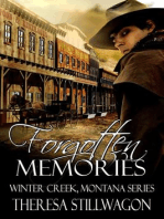 Forgotten Memories (Winter Creek, Montana Series, #1)