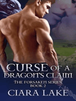 Curse of a Dragon's Claim (The Forsaken Series, #2)