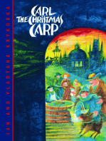 Carl the Christmas Carp