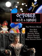 October Sci-fi & Fantasy