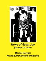 News of Great Joy(Gospel of Luke)