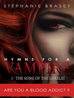 Hymns for a Vampire 1