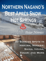 Northern Nagano's Best Après Snow Hot Springs