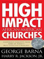 High Impact African-American Churches