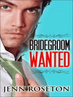 Bridegroom Wanted (BBW Romance)