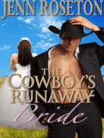 The Cowboy's Runaway Bride (BBW Romance - Billionaire Brothers 1)