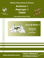 Metais Neurotóxicos Afetam: Autismo / Síndrome de Asperger / TDAH - Livro de Bolso 2