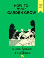 How to Make a Garden Grow