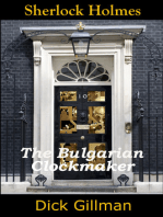 Sherlock Holmes and The Bulgarian Clockmaker