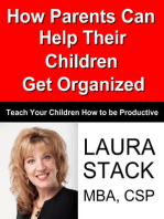 How Parents Can Help Their Children Get Organized