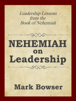 Nehemiah on Leadership