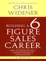 Building a 6 Figure Sales Career