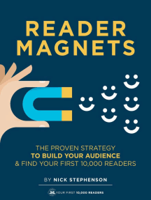 Reader Magnets: Book Marketing for Authors, #1