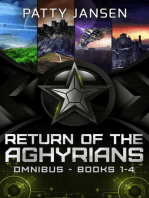 Return of the Aghyrians 1-4 Omnibus