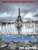 Ransom, P.I. - The Complete Trilogy