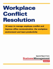 Project Study on Workplace Conflict Resolution