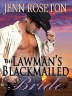 The Lawman's Blackmailed Bride (BBW Romance)