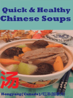 Quick and Healthy Chinese Soups