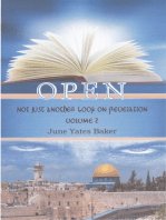 Open, Not Just Another Book on Revelation