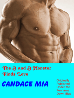 The B and B Monster Finds Love