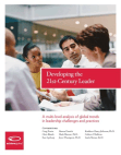 Research on Multi-Level Analysis of Global Trends in Leadership Challenges and Practices