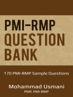 PMI-RMP Question Bank