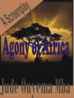 Agony of Africa Screenplay