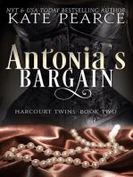 Antonia's Bargain (House of Pleasure)