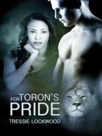For Toron's Pride (Vermont Mates, #1)