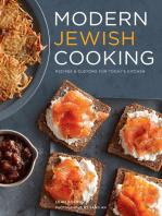Modern Jewish Cooking