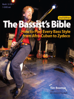Bassist's Bible: How to Play Every Bass Style from Afro-Cuban to Zydeco