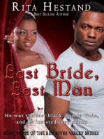 Last Bride, Last Man (Book Three of the Red River Valley Brides Series)