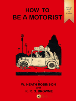 How to be a Motorist