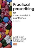 Practical Prescribing for Musculoskeletal Practitioners 2/e