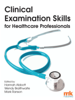 Clinical Examination Skills for Healthcare Professionals
