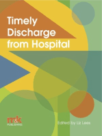 Timely Discharge from Hospital