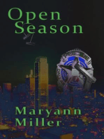 Open Season (Seasons Mystery Series, #1)